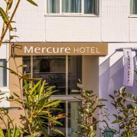 Mercure Marseille Centre Prado Vélodrome, hotel in Chanot - Stade Velodrome, Marseille