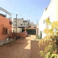 House with 4 bedrooms in Camberene with enclosed garden and WiFi 10 km from the beach