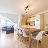 Modern and Large 2 bedroom apartment in Middelkerke