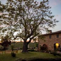 Agriturismo Macinello, hotell i Montefiridolfi