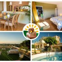 Casa Piña Unique & Modern Seaview Eco Apartment