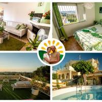 Casa Palmera Cozy & Modern Seaview Eco Apartment