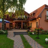 Alba Regia Pansion Egri, hotel in Jahodná
