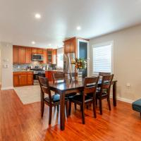 @ Marbella Lane 3BR Upper Level House in Downtown San Jose