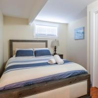 @ Marbella Lane 2BR Lower Level House in Downtown San Jose