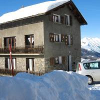 Appartement d'une chambre a Les Menuires avec magnifique vue sur la montagne terrasse et WiFi a 800 m des pistes