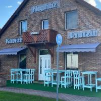 Napház Panzió, hotel Tiszafüreden