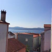 House with 2 bedrooms in CormePorto with wonderful sea view and WiFi