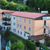 Hotel Asterra、ザールフェルトのホテル