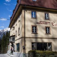 Hotel Echo, hotel in Bad Gastein