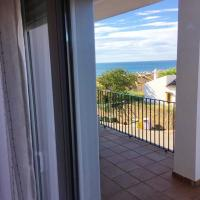 Apartment with 2 bedrooms in Manilva, with wonderful sea view, shared pool, furnished terrace - 250 m from the beach