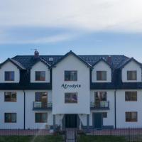 Willa Afrodyta – hotel w mieście Krynica Morska