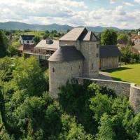 Vinica Castle, hotel v Vinici