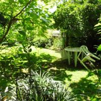 Apartment with one bedroom in Mogor with wonderful sea view enclosed garden and WiFi 2 km from the beach