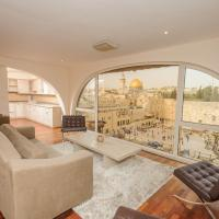 Western Wall View Apartment
