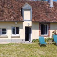 House with 3 bedrooms in Crouy sur Cosson Chambord with furnished garden and WiFi, hotel in Crouy-sur-Cosson