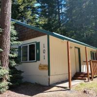 Hall Creek Cabin