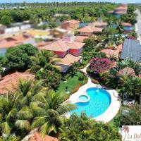 La Dolce Vita Pousada, hotel na Praia do Francês
