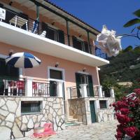 Nikolas Apartments Kalami Bay, upstairs