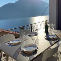 Via Castello, Lake Como, Brienno