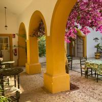 Hacienda la Morena, hotel in Montellano
