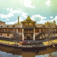 Resort Svět, hotel en Úžice