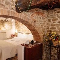 B&B Borgo di Oliveto, hotell i Civitella in Val di Chiana