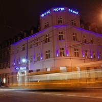 Hotel Grand, hotel in Hradec Králové