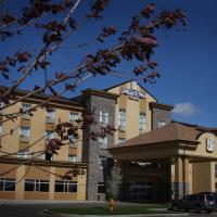 Pomeroy Hotel Fort St. John, отель в городе Форт-Сент-Джон