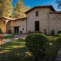 Convento di Acqua Premula, hôtel à Sellano