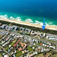 Marcoola Beachfront 3BR -Pool-100m to the Beach., hotel near Sunshine Coast Maroochydore Airport - MCY, Marcoola
