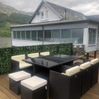 Amazing Alps and Loch view - Longer stay disc