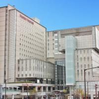 高岡マンテンホテル駅前、高岡市のホテル