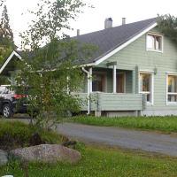 Cottage Nuppulanranta, hotel in Jämsä