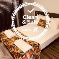 Residencial Kuarenta&Um, hotel in Barcelos