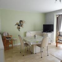 Gabbiano De witte meeuw: Koksijde şehrinde bir otel