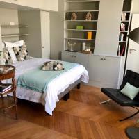 Studio équipé comme dans une chambre d'un hotel 5 étoiles Paris hyper centre 75001