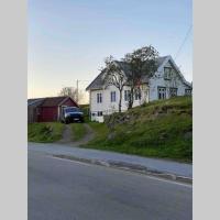 Lottebakken, Nordlandshuset Ballstad in Lofoten
