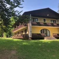 See-Chalets Klopeinersee, отель в городе Клопайн-ам-Клопайнерзе