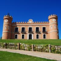 Castillo de Monte la Reina