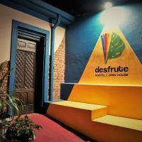 Desfrute Hostel & Open House UBERABA
