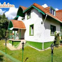 Dolce Villa Balaton, hotel Vonyarcvashegyen