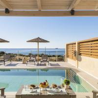 Kiotari Akti Beachfront Villas, hotel in Gennadi