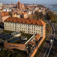 Hotel Bulwar, hotel in Toruń