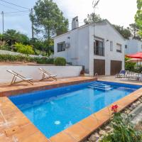 Welcoming Villa in Olivella with Swimming Pool, hotel in Olivella