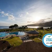 Pestana Bahia Praia Nature & Beach Resort, hotel em Vila Franca do Campo