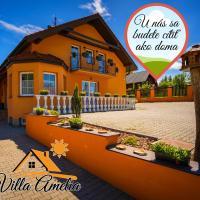 Villa Amelia, Hotel in Rajecké Teplice