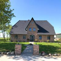 Deichhof Knudsen, отель в городе Oldsum