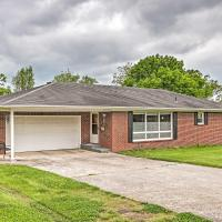 Macon Ranch-Style Family Home with Yard & Deck!