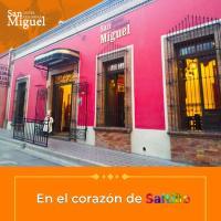 Hotel Colonial San Miguel, hotel en Saltillo